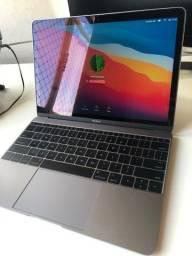 """MacBook 12"""" Core M - 8GB Memória - 256 HD"""