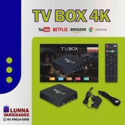 Tv Box 64GB. Grande Promoção!