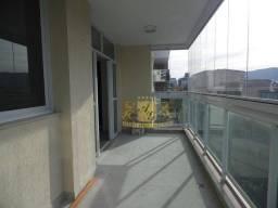 Título do anúncio: Apartamento com 1 dormitório para alugar, 80 m² por R$ 2.200,00/mês - Piratininga - Niteró