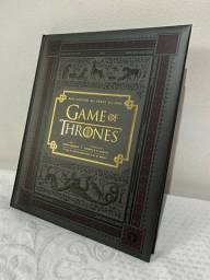 Livro Game of Thrones novo