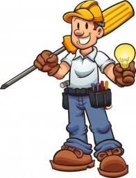 Consertos e instalações elétricas residencial