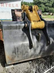 Concha pra escavadeira hidráulica,