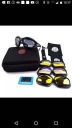 Título do anúncio: Óculos com proteção UV 400 para esporte radicais