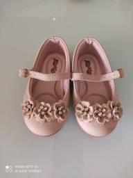 Kit calçados bebê menina