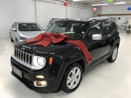Título do anúncio: jeep renegade limited 1.8 flex automático