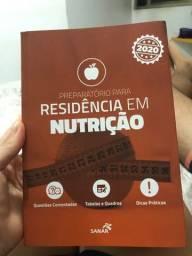 Livro: Preparatório para Residência em Nutrição