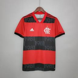 Camisa Flamengo I 2021/22