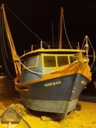 Título do anúncio: Barco de pesca 10 x 3,5 motor 366 L A