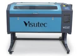 Título do anúncio: Máquina Router Laser cnc VS9060 Corte e Gravação 90x60cm 100w - Visutec