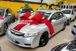 Título do anúncio: HONDA CIVIC LXS 1.8 FLEX AUTOMÁTICO ANO 2010