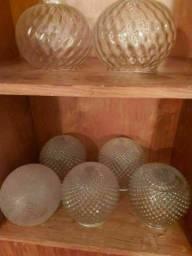 Vendo globos de luz