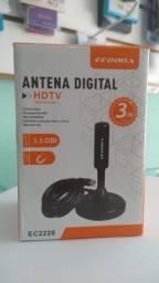 antena digital ecooda para tv