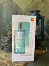 Xiaomi Redmi Note 10 - Novo Lacrado - Aceito Cartão