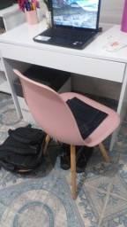 Vendo mesa notebook e impressora e cadeira