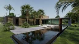 Construção de casa de alto padrão no alphaville Ceará residencial. Lote + construção