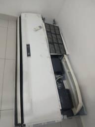Ar condicionado split poso teto
