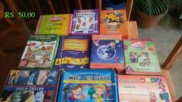 Coleção Pedagógica -  Livros Didáticos - Promoção