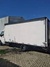 Baú isotermico para caminhão