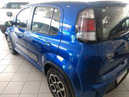 Fiat Uno 1.4 Sporting 8V flex Automático