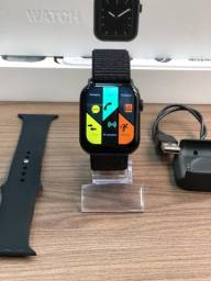Título do anúncio: Relogio Smartwatch FK78 Original Tela Personalizavel