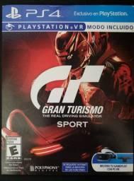 Título do anúncio: Gran Turismo ps4
