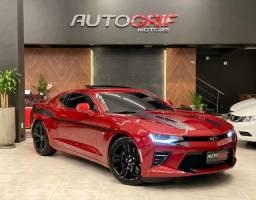 Título do anúncio: GM Camaro SS V8 6.2 2018 ( 20.000KM )