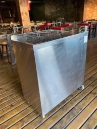 Título do anúncio: Fritadeira Elétrica Progas 3008E 8000w Trifásico