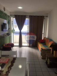Apartamento com 2 dormitórios à venda, 60 m² por R$ 255.000,00 - Campo Grande - Recife/PE