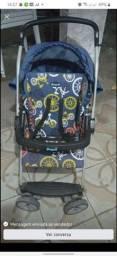 FAÇO ENTREGA carrinho de bebê burigoto AT6K