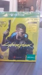 Cyberpunk 2077 xbox one lacrado