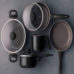 Título do anúncio: Panela Brinox Antiaderente Ceramica