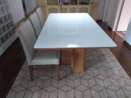 Mesa lancer nova completa pronta madeira e acabamento laka
