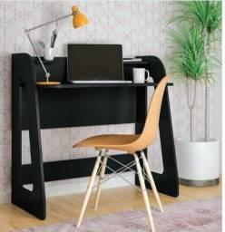 Título do anúncio: Mesa Escrivaninha Cyber Preto