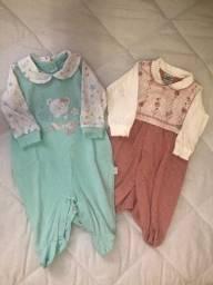 Roupinhas de Bebê RN (Menina)