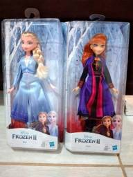 Frozen e elsa originais