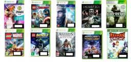 Jogos Xbox 360 Originais - Vendo ou Troco