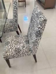 Cadeiras Excelente Semi Nova