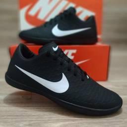 Tênis Nike Futsal Black