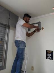 Ar condicionado instalador