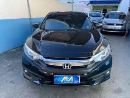 Honda Civic EXL 2.0 2017/2017 ÚNICO DONO!