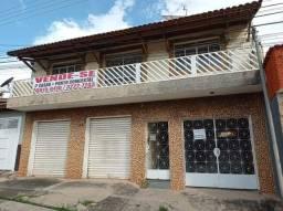 VENDO 2 CASAS + PONTO COMERCIAL NO BAIRRO SÃO GERALDO EM VARGINHA-MG