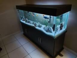 Título do anúncio: Vendo aquário de 364litros