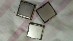 Processadores G540,G620 e I5-650