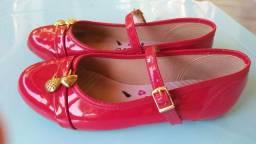Lotinho de sapato de menina