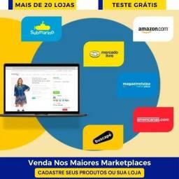 Venda Nas Maiores [Lojas] On-Line e [Marketplaces] Do Brasil