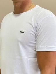 Título do anúncio: Kit 4 camiseta de malha marcas fio 30.1 penteada