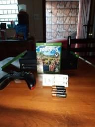 Xbox One 1TB+Controle Original+3 jogos+Pilhas Duracell e carregador