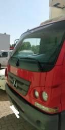 Mercedes Benz 1016 accelo 2012 baú frio