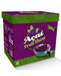 Promoção!!! Caixa Açaí e Cremes de frutas da Fruitshow
