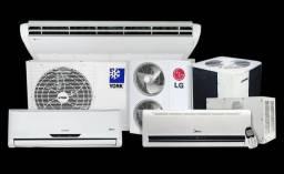 Instalação de ar condicionado ARM climatização